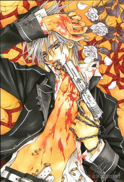 Matsuri Hino, Vampire Knight, Hino Matsuri Illustrations: Vampire Knight, Zero Kiryuu
