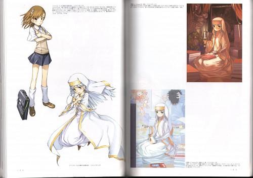 J.C. Staff, To Aru Majutsu no Index, Rainbow Spectrum: Colors, Touma Kamijou, Index Librorvm Prohibitorvm