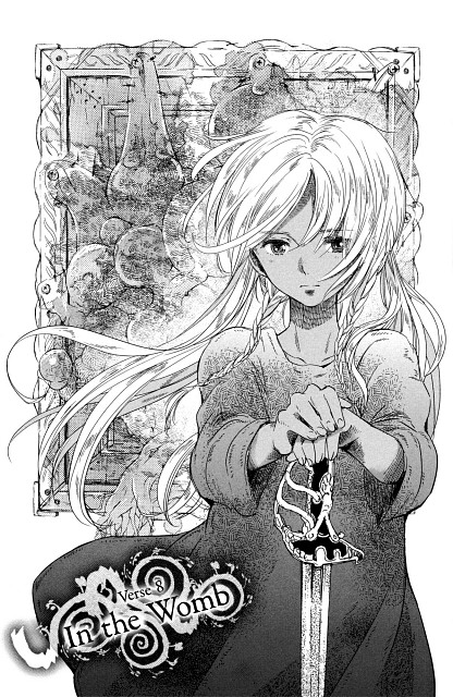 Abi Umeda, J.C. Staff, Kujira no Kora wa Sajou ni Utau, Lykos, Manga Cover