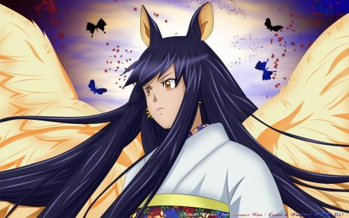 Iqura Sugimoto, Madhouse, Summer Wars, Natsuki Shinohara Wallpaper