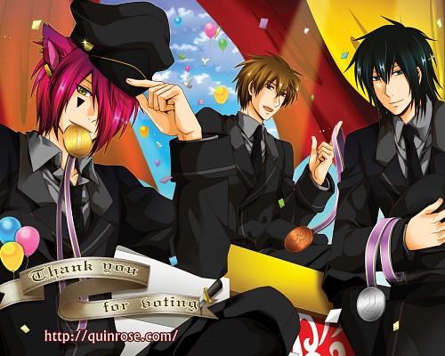 Soumei Hoshino, QuinRose, Heart no Kuni no Alice, Ace (Heart no Kuni no Alice), Blood Dupre