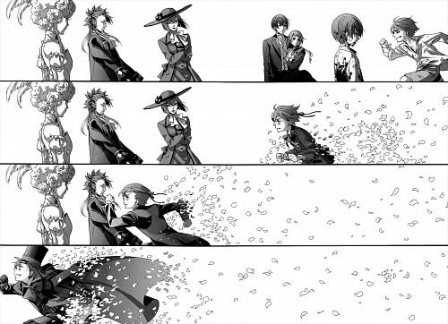 Yana Toboso, A-1 Pictures, Kuroshitsuji, Angelina Durless, Joker