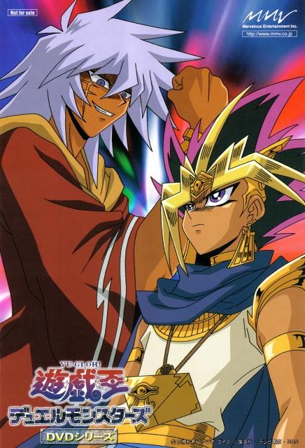 Kazuki Takahashi, Studio Gallop, Yu-Gi-Oh Duel Monsters, Yami Yuugi, Thief King Bakura