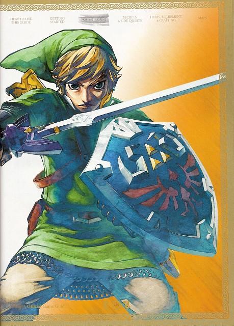 The Legend of Zelda: Skyward Sword, The Legend of Zelda, Link