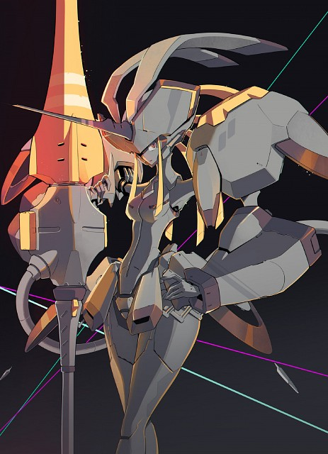Masayoshi Tanaka, Trigger (Studio), A-1 Pictures, Darling in the FranXX, Strelizia