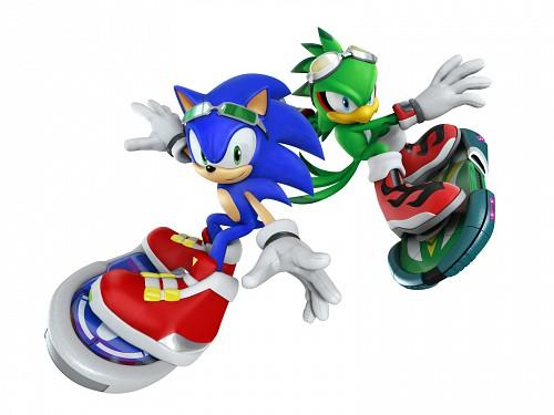 Sega, Sonic Series, Jet the Hawk, Sonic the Hedgehog, Official Digital Art