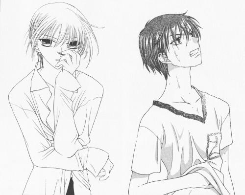 Natsuki Takaya, Fruits Basket, Kyo Sohma, Yuki Sohma