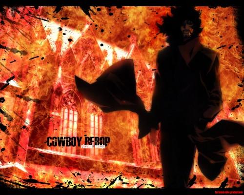 Toshihiro Kawamoto, Sunrise (Studio), Cowboy Bebop, Vincent Volaju Wallpaper