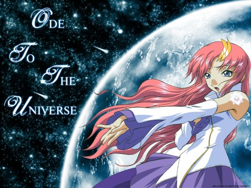 Sunrise (Studio), Mobile Suit Gundam SEED, Lacus Clyne Wallpaper