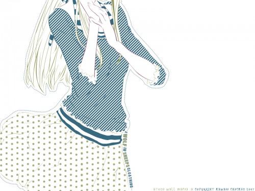 Kirihito Ayamura, Gonzo, Red Garden, Lise Harriette Meyer Wallpaper