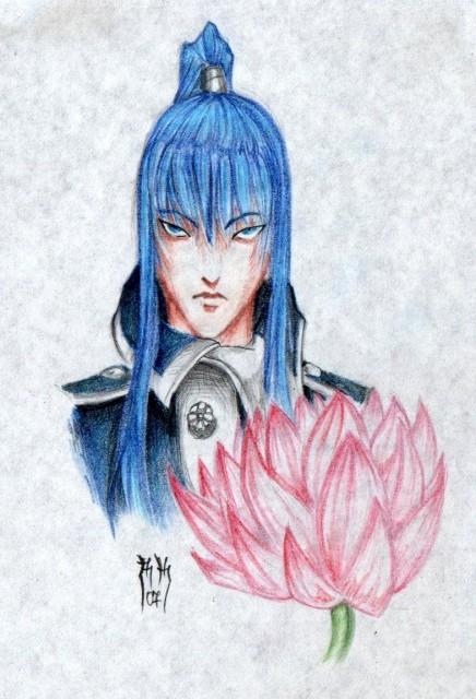 Katsura Hoshino, TMS Entertainment, D Gray-Man, Yu Kanda, Member Art