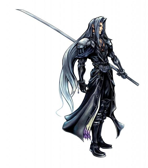 Square Enix, Dissidia Final Fantasy, Sephiroth