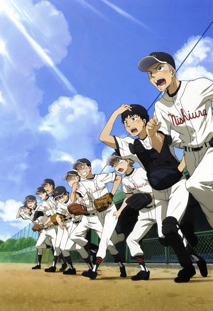 Asa Higuchi, A-1 Pictures, Ookiku Furikabutte, Kazutoshi Oki, Fumiki Mizutani