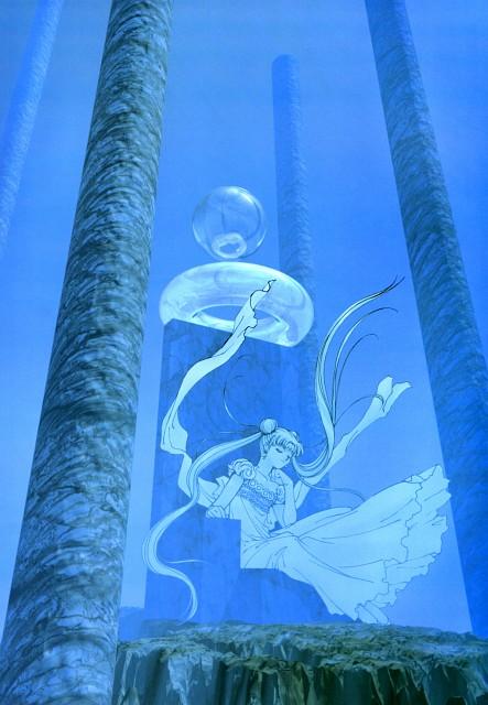 Kia Asamiya, Bishoujo Senshi Sailor Moon, Infinity, Princess Serenity