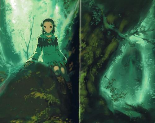 Aki Shimizu, Konami, Suikoden III, Yun (Suikoden)