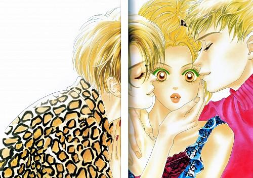 Miwa Ueda, Studio Comet, Peach Girl, PEACH: Miwa Ueda Illustrations, Kazuya Toujigamori