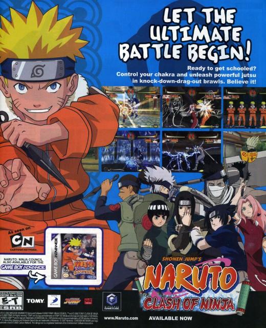 Studio Pierrot, Naruto, Haku , Rock Lee, Naruto Uzumaki