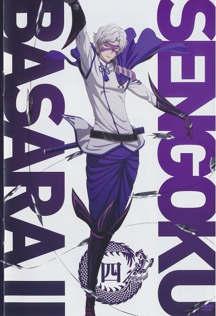 Makoto Tsuchibayashi, Production I.G, Capcom, Sengoku Basara, Hanbei Takenaka (Sengoku Basara)
