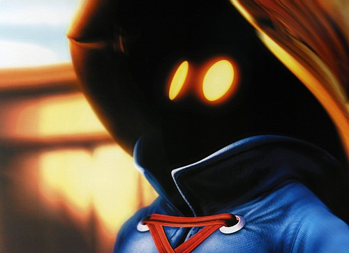 Square Enix, Final Fantasy IX Visual Arts Collection, Final Fantasy IX, Vivi Ornitier