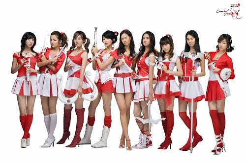 Seohyun, Tiffany, Sooyoung, HyoYeon, Yoona