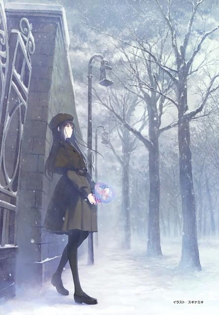 Miki Sugina, Innocent Grey, Denkigai Matsuri 2016 Winter, FLOWERS (Visual Novel), Suoh Shirahane