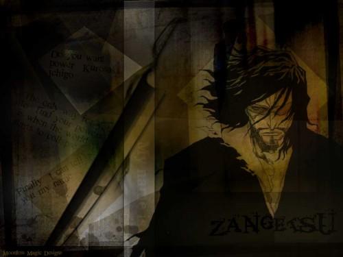 Kubo Tite, Studio Pierrot, Bleach, Zangetsu Wallpaper