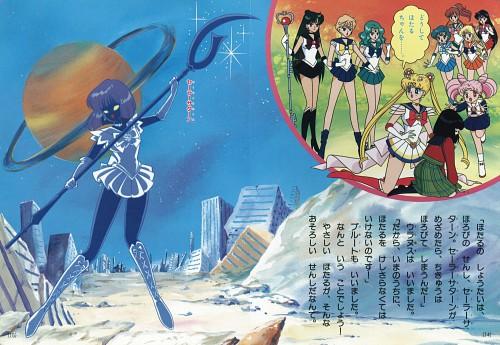 Toei Animation, Bishoujo Senshi Sailor Moon, Sailor Moon:Kodansha no TVEhon, Sailor Pluto, Sailor Mars