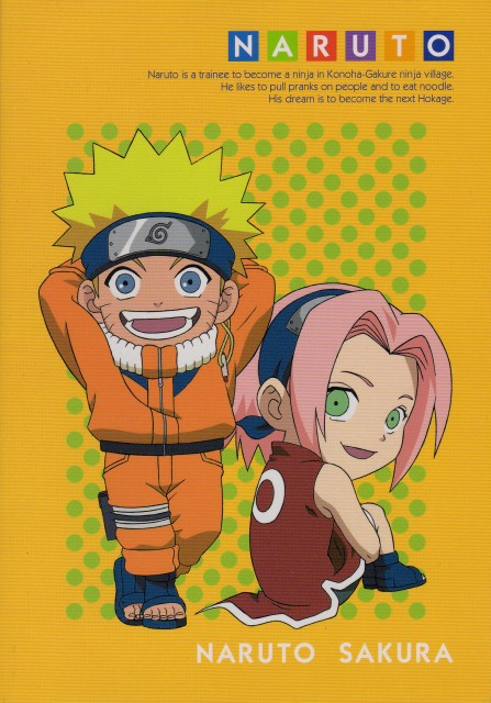 Studio Pierrot, Naruto, Sakura Haruno, Naruto Uzumaki