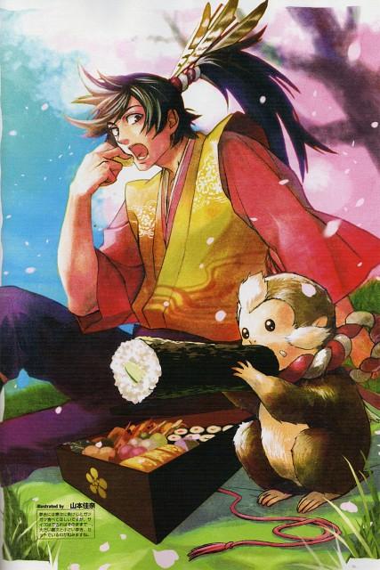 Capcom, Sengoku Basara 2 Visual & Sound Book Vol. 2, Sengoku Basara, Yumekichi, Keiji Maeda (Sengoku Basara)