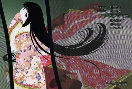 Touhou, Kaguya Houraisan, Album Cover