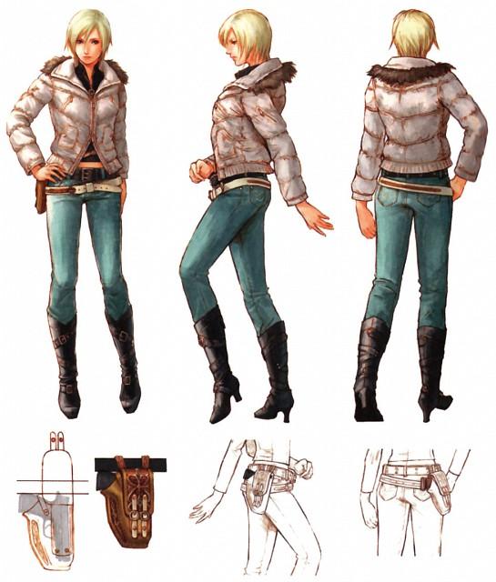 Parasite Eve, Aya Brea, Character Sheet