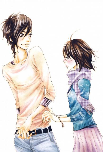 Say i love you mei tachibana yamato kurosawa minitokyo - Yamato render ...