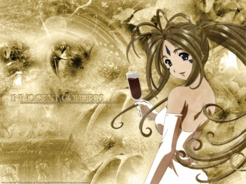 Kousuke Fujishima, Anime International Company, Ah! Megami-sama, Belldandy, Vector Art Wallpaper