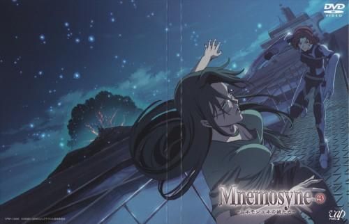 RIN ~Daughters of Mnemosyne~, Rin Asogi, DVD Cover