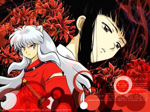 Rumiko Takahashi, Inuyasha, Kikyou, Inuyasha (Character) Wallpaper