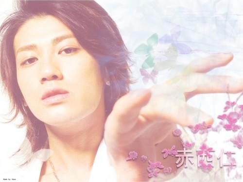 Jin Akanishi Wallpaper
