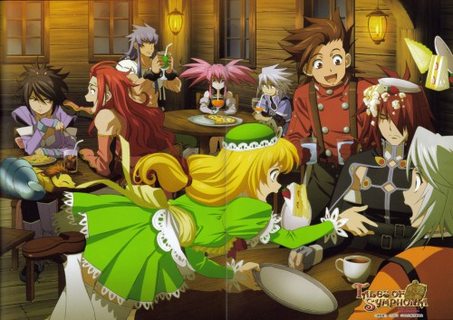 Akira Matsushima, Namco, Tales of Symphonia, Kratos Aurion, Regal Bryant