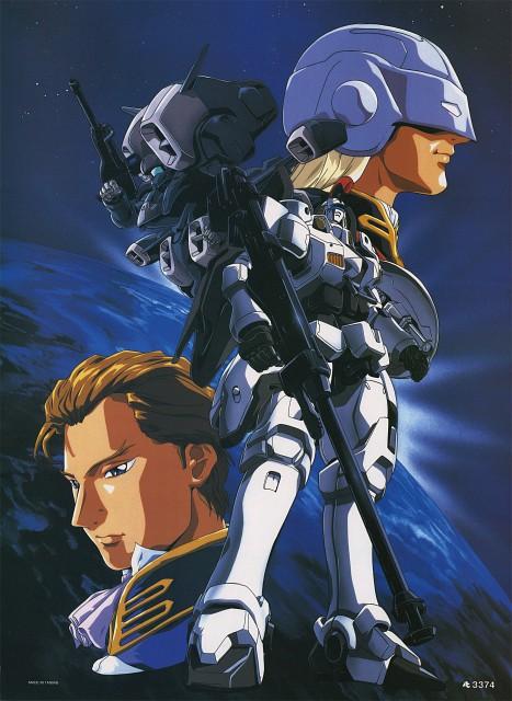 Sunrise (Studio), Mobile Suit Gundam Wing, Zechs Merquise, Treize Khushrenada
