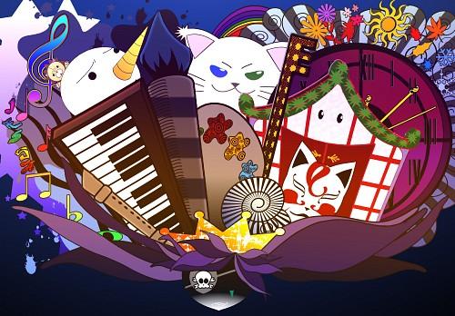 Bleach, Groove Adventure Rave, Fairy Tail, Plue, Kon