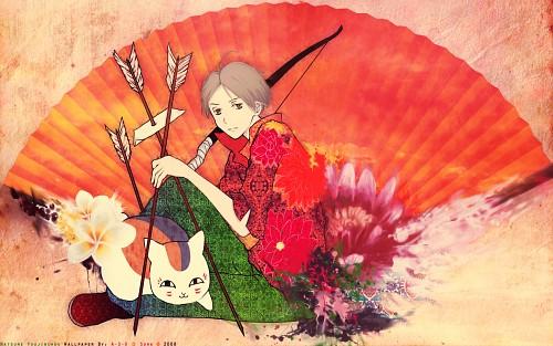 Natsume Yuujin-Chou, Takashi Natsume Wallpaper