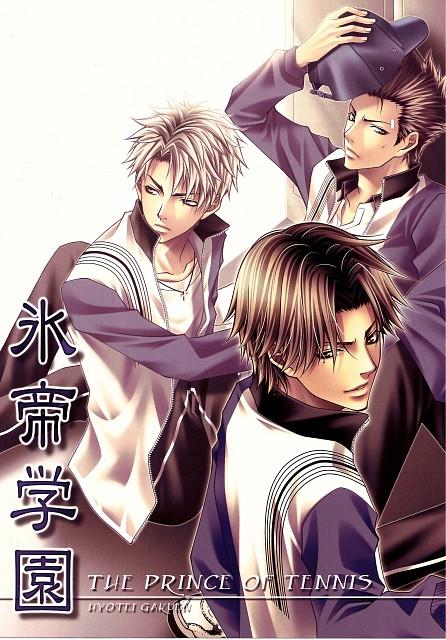 Takeshi Konomi, Aiki Ren, J.C. Staff, Prince of Tennis, Keigo Atobe