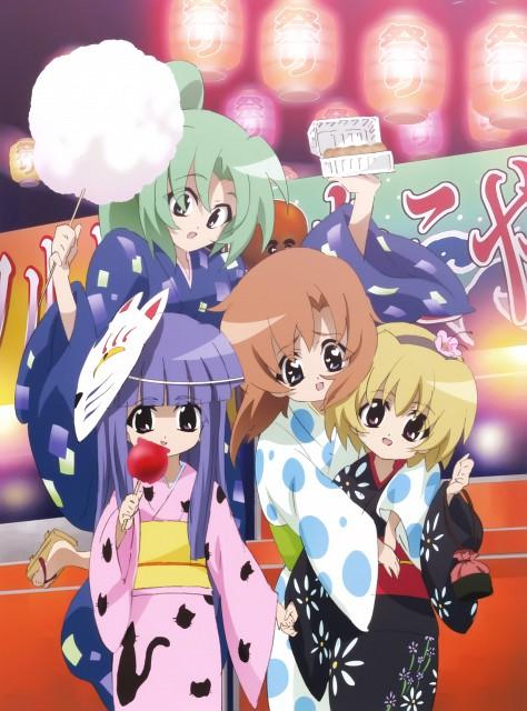 Kyuuta Sakai, Studio DEEN, 07th Expansion, Higurashi no Naku Koro ni, Higurashi no Naku Koro ni Illustrations