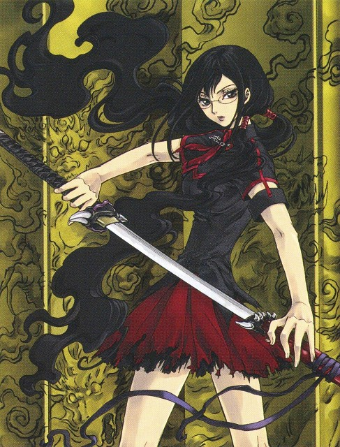 CLAMP, BLOOD-C, Saya Kisaragi