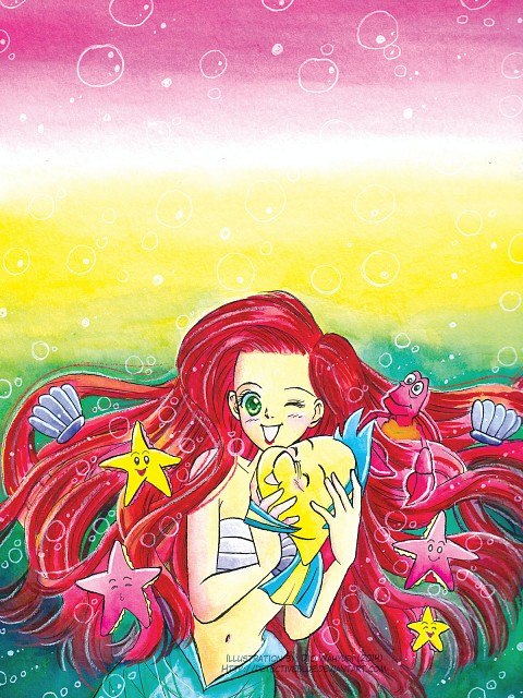 The Little Mermaid (Disney), Ariel, Member Art