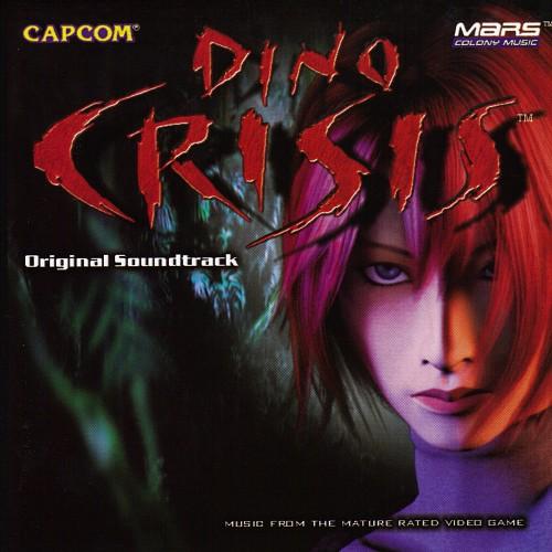 Capcom, Dino Crisis, Regina, Album Cover