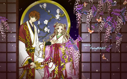 Sunrise (Studio), Lelouch of the Rebellion, Suzaku Kururugi, Nunnally Lamperouge Wallpaper