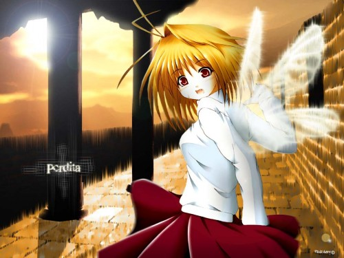 TYPE-MOON, Shingetsutan Tsukihime, Arcueid Brunestud Wallpaper