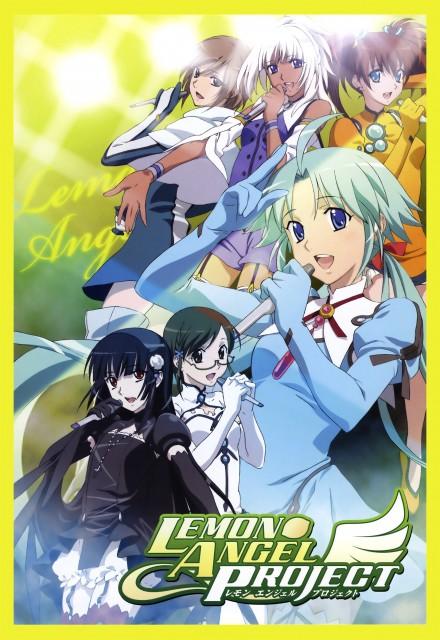 Radix, Lemon Angel Project, Tomo Minaguchi, Fuyumi Sakakibara, Saya Yuuki