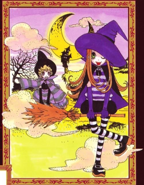 Moyoco Anno, Studio Pierrot, Sugar Sugar Rune, Vanilla Mieux, Chocolat Meilleure