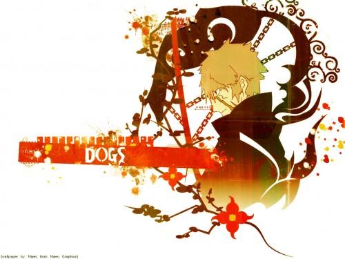 Miwa Shirow, Dogs: Bullets and Carnage, Murato Fuyumine Wallpaper